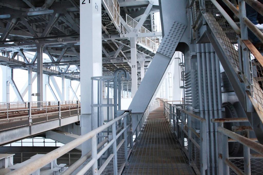 瀬戸大橋のエキスパート