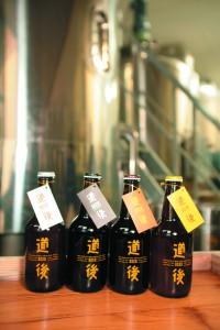 明治28 年創業の日本酒メーカーが作る地ビール