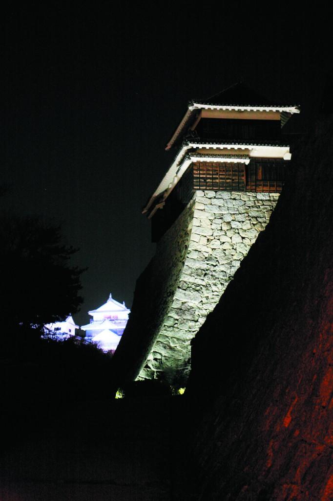名城・松山城
