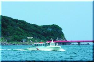 東尋坊観光遊覧船