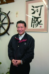 松村久代表取締役